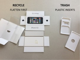 picture of iPhone boxes