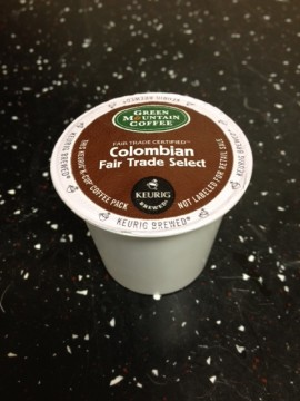 picture of K-cups
