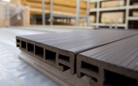 picture of Azek decking boards